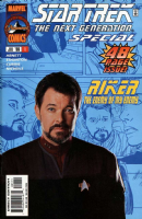 Star Trek The Next Generation Special: Riker The Enemy of My Enemy - One-Shot Comic